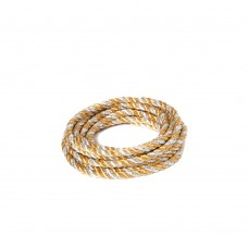 Metallic Soft Twist Cord 3/16""