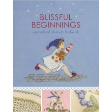 Blissful Beginnings: Embroidered Blankets To Cherish