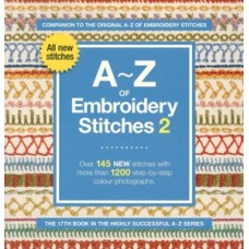 A - Z of Embroidery Stitches 2