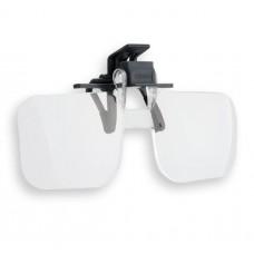 Carson Clip & Flip Magnifier