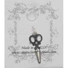 Scissors Charm Small