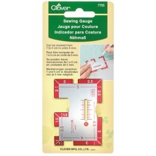 Clover Sewing Gauge