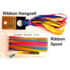 Colour Streams 13mm Silk Ribbon