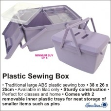 Sewing Box Traditional