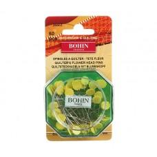 Bohin Quilter's Flower Head Pins