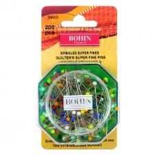 Bohin Quilter's Super Fine Pins