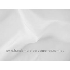 Swiss Silk Organdy Ivory
