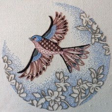 Bluebird Embroidery Company Crewel Work Chaffinch