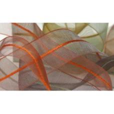 Mokuba 4597 Stripe Organdy