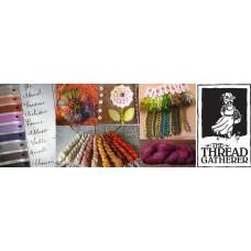 The Thread Gatherer Silk n Colours