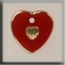 12093 Heart Engraved Small