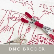 DMC Cotton a Broder #16
