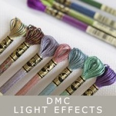 DMC Light Effects Stranded Metallic