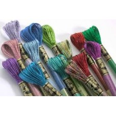 DMC Metallic Embroidery Floss
