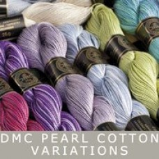 DMC Perle 5 Cotton Variations